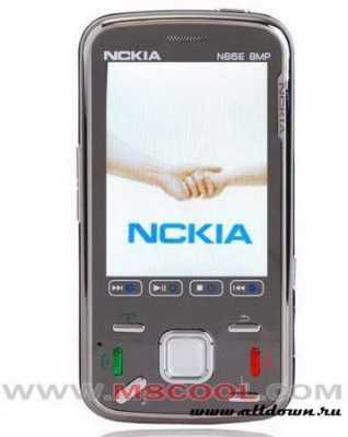 Киборги, они заполонили.....Подделка Nokia N86 8MP