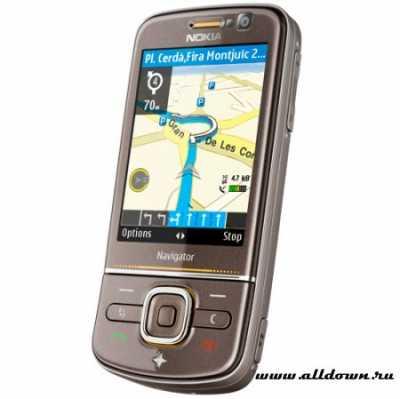 Новые мобильные телефоны Nokia с поддержкой GPS – Nokia 6710 Navigator и Nokia 6720 classic