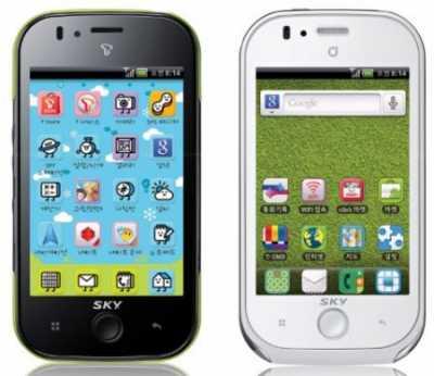 Компания Pantech изобразила Android-телефон Mirach A