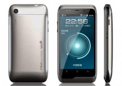 Новинки из китайского базара: компания K-Touch  представила двухъядерный Android-телефон 540 баксов