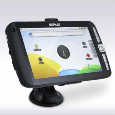 Новый планшет на платформе ОС Android - Explay MID-710