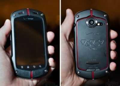 Android-телефон от Casio