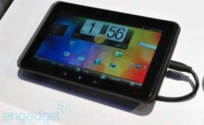 Долгожданное событие планшета HTC EVO View 4G и телефона HTC EVO 3D
