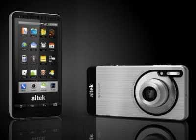 Altek A14 Leo – новейший android коммуникатор с камерой в 14 Мп