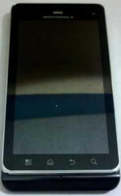 Фотоновости о Motorola Droid 3