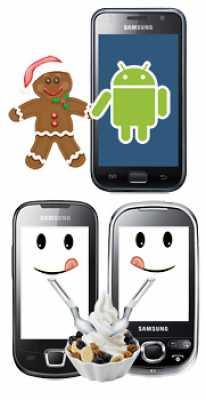 Samsung пообещал, что выпустит обновление для телефонов Galaxy S, I5500 и I5800