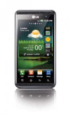 Долгожданное событие LG Optimus Pad на основе Android 3.0 и Optimus 3D представлены официально