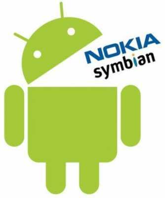Android заменит Симбиан