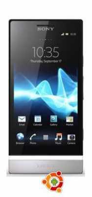 Обзор Sony Xperia P