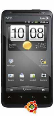 Обзор HTC EVO Design 4G