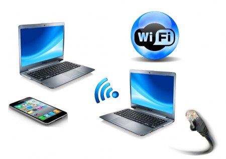 Wi-Fi – принципы работы, недостатки и преимущества