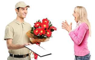 Доставка цветов в России через интернет