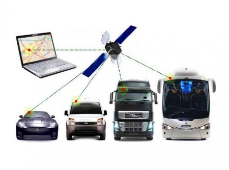 Основные плюсы спутникового мониторинга транспорта